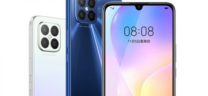 Lemásolta a Huawei az iPhone 12-t: itt a Nova 8 SE