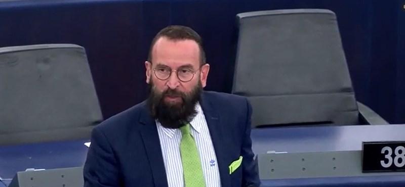Videó: Kommunistázva intézett kirohanást az EP-ben Szájer Orbánt védve