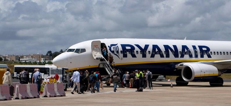 Újabb tengerparti városba indít közvetlen járatot Budapestről a Ryanair