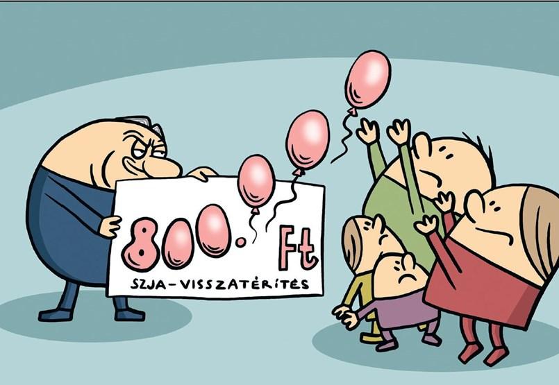 Számít az adó-visszatérítésére, amit Orbán Viktor ígért? Nagyot csalódhat