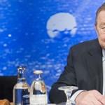 Meghalt Lennart Johansson, a Bajnokok Ligája atyja