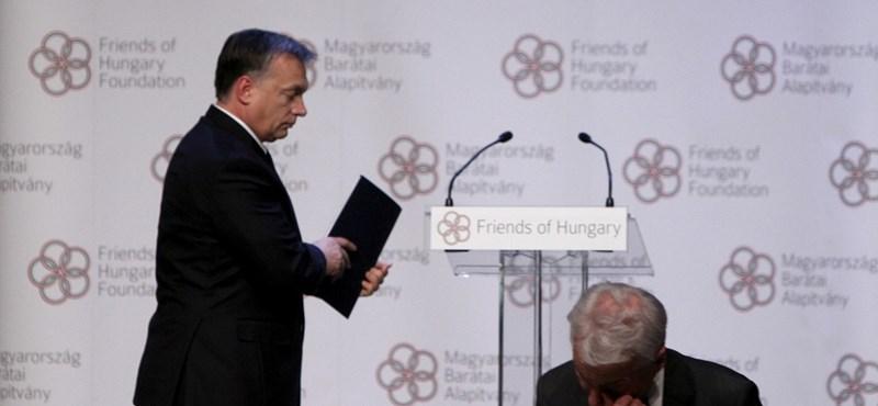 """Orbán: """"Szóljanak, ha disznóság készül Magyarország ellen"""""""
