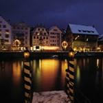 Zürich: városi élet árnyoldalak nélkül
