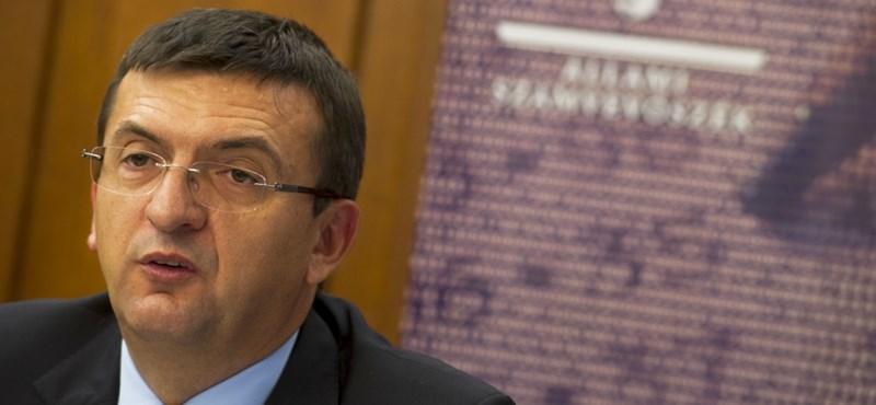 Fura ötlettel állt elő az ÁSZ elnöke az állami béremeléssel kapcsolatban