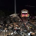 Részben újraindult a forgalom a sátoraljaújhelyi vonatbaleset után