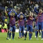 Marad a Real Madrid elleni taktika: a Barcelona mai kezdőcsapata