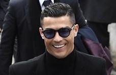 Nincs elég bizonyíték, nem emelnek vádat Cristiano Ronaldo ellen nemi erőszak miatt