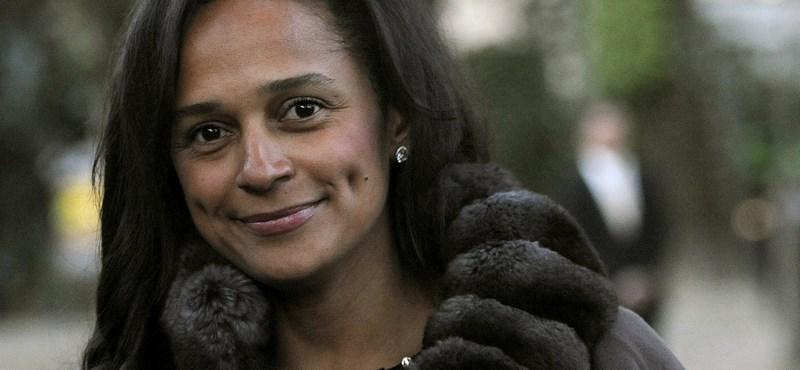 Így rabolta ki Angolát az elnök lánya