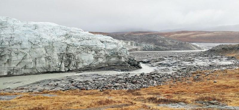 Kellemetlen hírrel tértek haza a tudósok, akik három hónapig táboroztak a grönlandi jég szélén