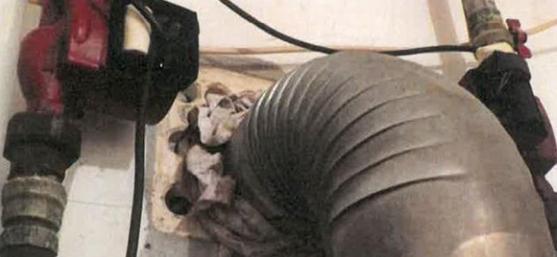 Szabálytalanul bekötött kémény okozott szén-monoxid-mérgezést egy idősotthonban
