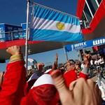Lopez az új argentin uralkodó, Michelisz és a Lada robbantott