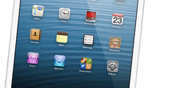 Apple: új iPad, kisebb iPad, szebb MacBook és iMac