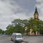 A templom kapujában raboltak ki egy nőt Kiskunfélegyházán