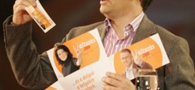 Ellenzéki vetélkedést generálna a Fidesz a pártpénzekkel