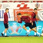 Horvátország-Magyarország 3-0 – élő