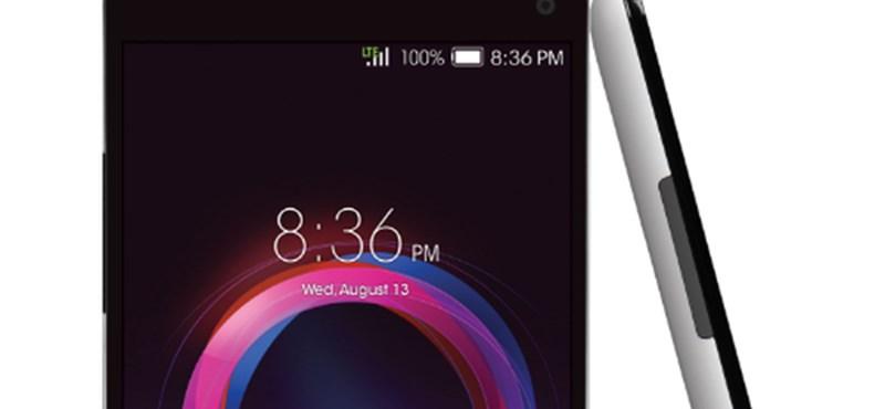 8 GB RAM-mal érkezhet a ZTE új telefonja
