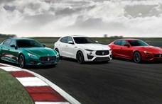 A Maserati leleplezte eddigi leggyorsabb szedánjait