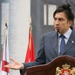 A volt grúz elnök Hollandiába távozhat
