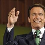 Schwarzenegger megtekintette saját múzeumát