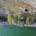 Fotók: Egy újabb elsüllyedt hajó bukkant elő a Dunából