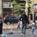 Az ön gyereke is szóba állna a kutyás idegennel? – Videó