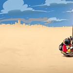 Kép: nagy Angry Birds-bejelentés lesz ma