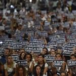 Megemlékezés a világban, egész napos hajtóvadászat Franciaországban