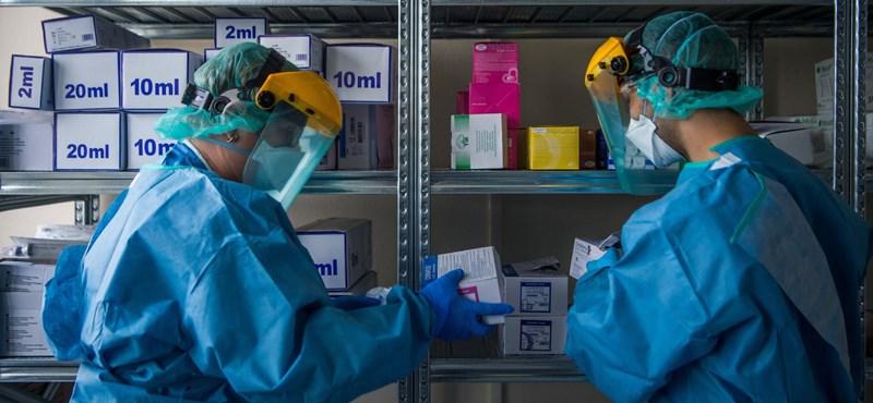 Csaknem félmillióan fertőződtek már meg világszerte a koronavírussal