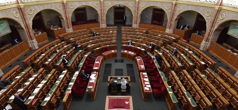 Kaufmann Balázs: Így tiltottak ki a Parlamentből