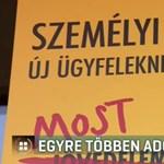Egyre inkább eladósodik a magyar