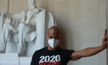 """Amerika és a rasszizmus vírusa: """"Lehettem volna én George Floyd"""""""