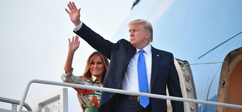 Trump szerint nem is az esete a nő, aki szexuális zaklatással vádolja