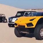 Egészen fura ez a Lamborghiniből, Rolls-Royce-ból álló szörnyflotta, ami egy kínai milliárdosé