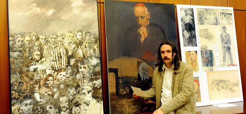 Galéria: ilyenek a Kerényi által megrendelt festmények