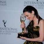 Könnyeivel küszködve mondta el beszédét a magyar Emmy-díjas (videó)