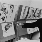 Oskar Kokoschka egy festménye rekordáron kelt el egy prágai árverésen