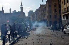 Folytatódó kormányválság Libanonban