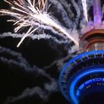 Új-Zéland talán az egyetlen hely, ahol felszabadultan köszönthetik az új évet