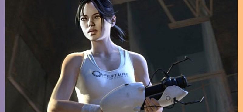 Napi Steam – Portal 2 háromezer forintért