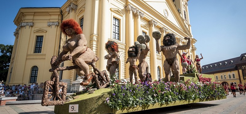 Elviselhetetlen bűz terítette be Debrecent