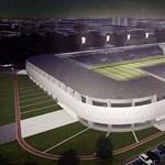 Gyorsan drágult 3,7 milliárd forinttal a másodosztályú Nyíregyházának épülő stadion