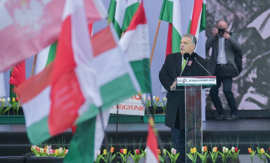 tg.18.03.15. - 2018marcius15 - Békemenet Kossuth Tér  Orbán Viktor