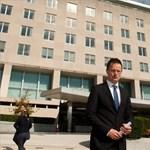 Szijjártó magyar-amerikai sikertörténetről beszélt Washingtonban
