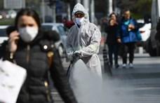 Egy nap alatt több mint 73 ezer fertőzöttel lett több világszerte