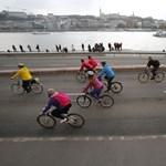 Balesetveszélyes a legforgalmasabb budapesti kerékpárút