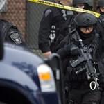 Fegyvertelen lehetett a robbantó az elfogásakor