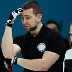 Bukta az érmét a doppingos orosz curlinges