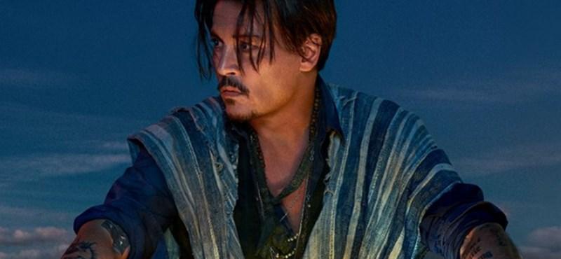 Törölte a Dior a Johnny Depp főszereplésével készült reklámját, mert sokak szerint rasszista