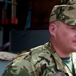 """""""Nem vagyok magányos hős"""" – mondta a bombát hatástalanító tűzszerész (videó)"""