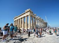 Földrengés rázta meg Athén környékét